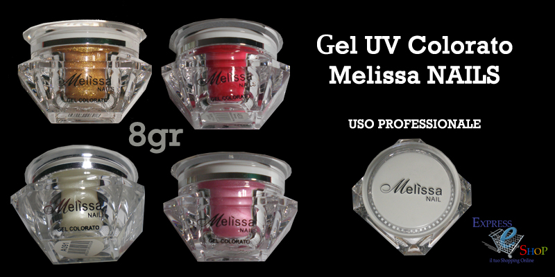 Gel UV Melissa Nails