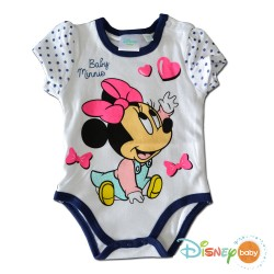 Body tutina Minnie per bambina 18-23 mesi Disney