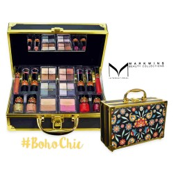 Trousse valigetta Markwins Boho chic make up beauty case