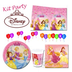 Kit addobbi party Principesse Disney