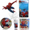 KIT PARTY SPIDERMAN FESTA COMPLETO DI ACCESSORI