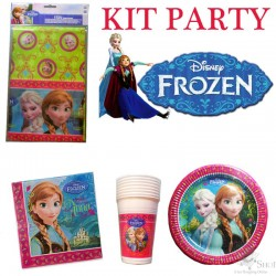 KIT PARTY FROZEN