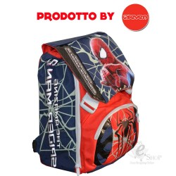 Zaino scuola spiderman estensibile by Seven