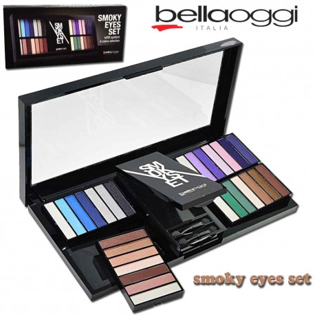 TROUSSE BELLA OGGI SMOKY EYES SET