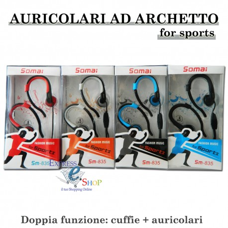 AURICOLARI CUFFIE Compatibile Apple Iphone Ipod Ipad Stereo Earpods Volume