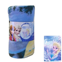 Plaid Frozen coperta in caldo pile disney