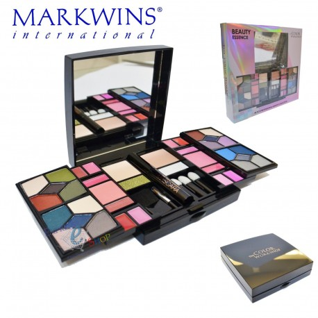 Markwins Trousse Palette Beauty Essence make up 45 pezzi